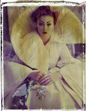 La fille en platre IV (version 1), Dior by John Galliano, Les ateliers du Style, Paris, 2009