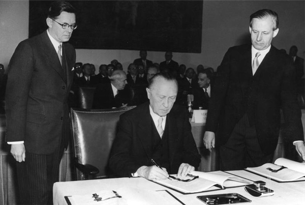 Deutschlandvertrag, 26.05.1952 | General Treaty (German Treaty), 26.05.1952
