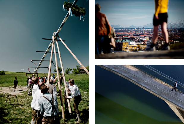 Creative Collection - Frühling in München und Bayern