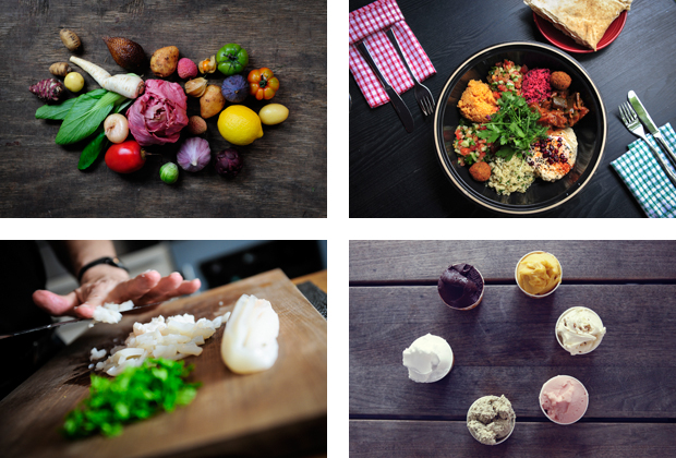 Creative Collection - Essen und Trinken - Gastronomie in München und Bayern