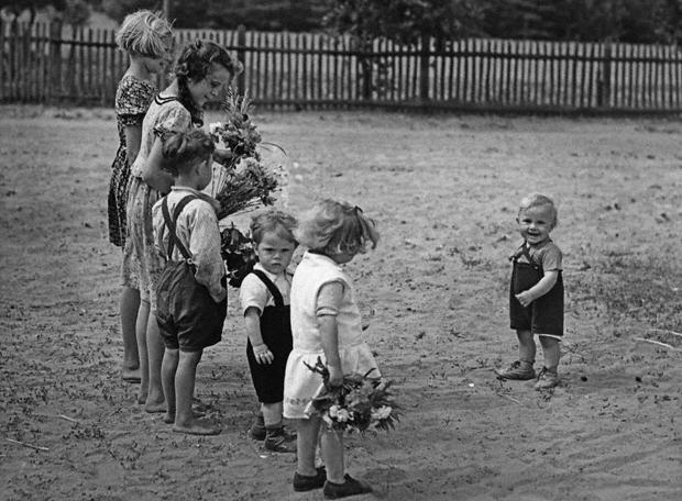 Kinder 1934 bis 1945