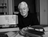 Alexander Kluge, 2007 - fotografiert von Regina Schmeken