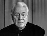 Alexander Kluge, 2003 - fotografiert von Regina Schmeken