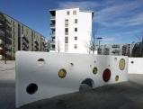 Kinderspielplatz im Arnulfpark