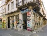 Strasse im Viertel Monastiraki
