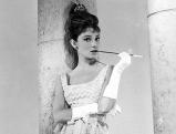Audrey Hepburn in Ariane - Liebe am Nachmittag, 1957