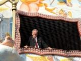 Christian Ude auf der Wiesn, 2011