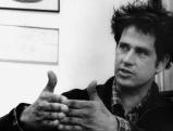 Filmregisseur Christoph Schlingensief 2004, fotografiert von Regina Schmeken