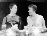 Eleanor Roosevelt und Ruth Bryan Owen, 1933