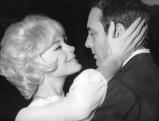 Elke Sommer mit Ehemann Joe Hyams in Las Vegas, 1964