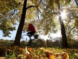 Herbststimmung an der Isar - Classic Editorial, Robert Haas