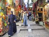 Orientalischer Markt in Jerusalem - Reportage, Jose Giribas