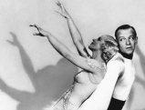 Fred Astaire mit Ginger Rogers, 1937
