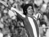 Gerd Mueller als Spieler von Bayern Muenchen, 1972