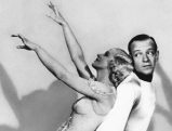 Ginger Rogers mit Fred Astaire, 1937