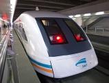 Die Magnetbahn Maglev