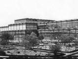 Der Glaspalast vor dem Brand 1931