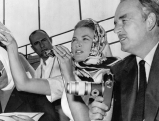 Grace Kelly und Prince Rainier, 1960