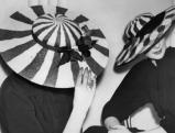 Sommerhutmode, 1935