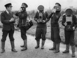 Offiziere der Marineakademie, 1930er