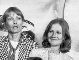Isabelle Huppert mit Stephane Audran, 1978
