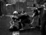 Auseinandersetzungen in der Siraselviler Caddesi
