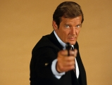 Roger Moore  in Moonraker, 1979