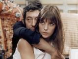 Jane Birkin und Serge Gainsbourg,  1969