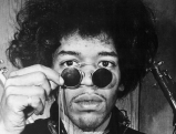 Jimi Hendrix, undatierte Aufnahme