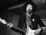 Jimi Hendrix im Hamburger StarClub, 1970