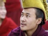 Tibetischer Moench