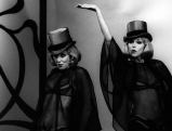 Alice und Ellen Kessler, 1980