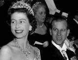 Elizabeth II mit Prinz Philip, 1958