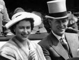 Elizabeth II. mit Prinz Philip