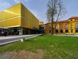 Neues und altes Lenbachhaus