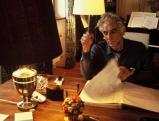 Leonard Bernstein in Eschenau, 1982