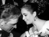 Richard Burton und Elizabeth Taylor, 1963