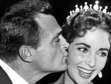 Elizabeth Taylor und Mike Todd, 1957