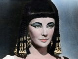 Elizabeth Taylor als Cleopatra, 1963
