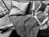 Elizabeth Taylor, fotografiert von Zoltan Glass, 1958