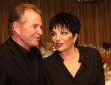 Liza Minnelli mit Fritz Wepper, 2009