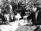 Liza Minnelli mit ihrem Vater Vincente Minnelli, 1976