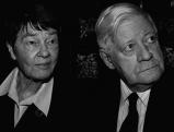Loki und Helmut Schmidt, 2003