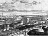 Blackfriars Brigde, 1863