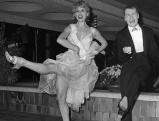Margot Werner und Jean Reed, 1964