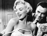 Marilyn Monroe in Das verflixte 7. Jahr, 1955
