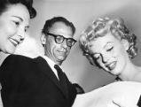 Marilyn Monroe und Arthur Miller, 1958