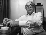 Max Frisch, 1983