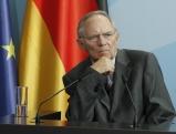 Bundesfinanzminister Wolfgang Schaeuble