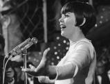 Mireille Mathieu in Muenchen, 1967